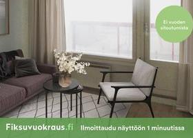 1H, 25m², Telluskatu 4 A, Riihimäki, Vuokrattavat asunnot, Asunnot, Riihimäki, Tori.fi