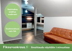 1H, 35m², Laaksotie 21, Pieksämäki, Vuokrattavat asunnot, Asunnot, Pieksämäki, Tori.fi