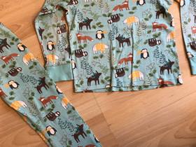 Pyjamat 122/128cm, Lastenvaatteet ja kengät, Kotka, Tori.fi