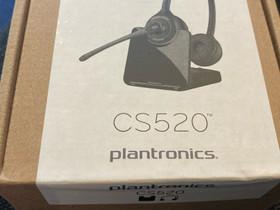 Plantronics CS520A headset, uusi, Oheislaitteet, Tietokoneet ja lisälaitteet, Lahti, Tori.fi