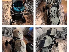 Baby Jogger City Select (tuplarattaat)(yhdistelmä, Rattaat ja vaunut, Lastentarvikkeet ja lelut, Espoo, Tori.fi