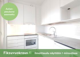 1H, 35m², Kauppapuistikko 19-21, Vaasa, Vuokrattavat asunnot, Asunnot, Vaasa, Tori.fi