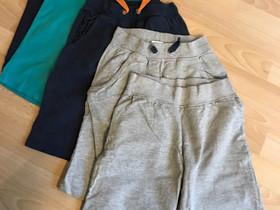 Paketti shortseja 134cm, Lastenvaatteet ja kengät, Kotka, Tori.fi