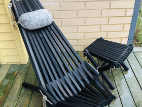 EcoFurn tuolit 2kpl ja rahit/sivupöydät 2kpl, Pihakalusteet ja grillit, Piha ja puutarha, Oulu, Tori.fi