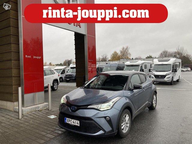 Toyota C-HR, kuva 1