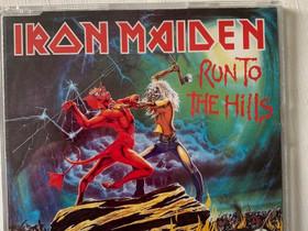CD-levy Iron Maiden, Musiikki CD, DVD ja äänitteet, Musiikki ja soittimet, Helsinki, Tori.fi