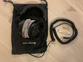 Beyerdynamic DT 770 Pro 250 Ohm stereokuulokkeet, Audio ja musiikkilaitteet, Viihde-elektroniikka, Helsinki, Tori.fi