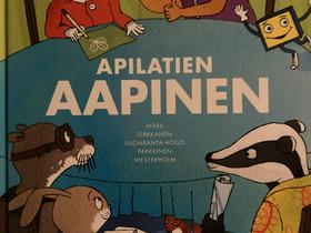 Apilatien Aapinen, Oppikirjat, Kirjat ja lehdet, Lappeenranta, Tori.fi