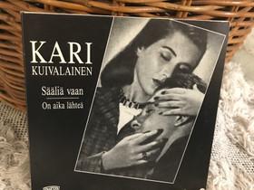 Kari Kuivalainen  Sääliä Vaan 7, Musiikki CD, DVD ja äänitteet, Musiikki ja soittimet, Vantaa, Tori.fi
