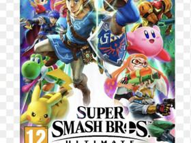Super Smash Bros Ultimate, Pelit ja muut harrastukset, Oulu, Tori.fi