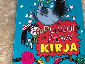 Puluboi ja Poni Lastenkirja, Lastenkirjat, Kirjat ja lehdet, Espoo, Tori.fi