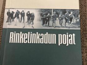 Rinkelikadun pojat kirja, Kaunokirjallisuus, Kirjat ja lehdet, Riihimäki, Tori.fi