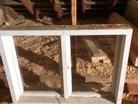 Vanha ikkuna 114x84,5, Ikkunat, ovet ja lattiat, Rakennustarvikkeet ja työkalut, Tampere, Tori.fi