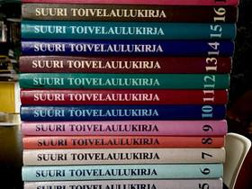 Suuri toivelaulukirja -sarja, Muu musiikki ja soittimet, Musiikki ja soittimet, Turku, Tori.fi