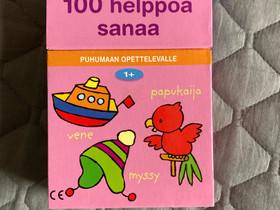 100 helppoa sanaa, Pelit ja muut harrastukset, Kuopio, Tori.fi