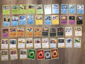 Pokémon kortteja 43+4kpl, Muu keräily, Keräily, Kotka, Tori.fi