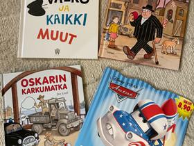 Lasten kirjat, Lastenkirjat, Kirjat ja lehdet, Mikkeli, Tori.fi