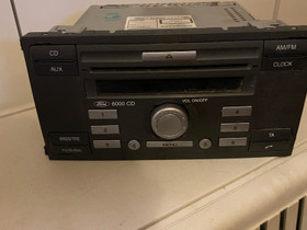 Ford 6000 radio/cd-soitin, Autostereot ja tarvikkeet, Auton varaosat ja tarvikkeet, Aura, Tori.fi