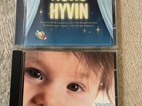 Musiikkia vauvalle, Musiikki CD, DVD ja äänitteet, Musiikki ja soittimet, Mikkeli, Tori.fi