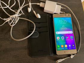 Samsung Galaxy A5 16Gt kultainen, Puhelimet, Puhelimet ja tarvikkeet, Oulu, Tori.fi