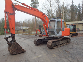 Hitachi EX 120-2, Maanrakennuskoneet, Työkoneet ja kalusto, Forssa, Tori.fi