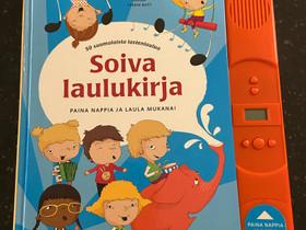 Soiva laulukirja, Lelut ja pelit, Lastentarvikkeet ja lelut, Lahti, Tori.fi