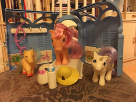 My Little Pony talli ja ponit, Lelut ja pelit, Lastentarvikkeet ja lelut, Helsinki, Tori.fi