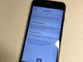Iphone 7 128gb Jet Black, Puhelimet, Puhelimet ja tarvikkeet, Kaustinen, Tori.fi