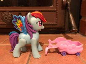 My little pony Rainbow Dash, Lelut ja pelit, Lastentarvikkeet ja lelut, Mikkeli, Tori.fi