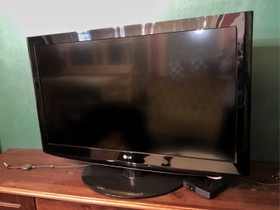 37 LG -televisio, digiboxi ja Google Chromecast, Televisiot, Viihde-elektroniikka, Jyväskylä, Tori.fi