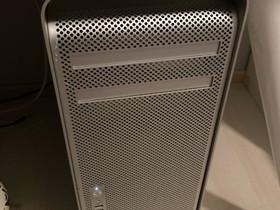 Wanha Mac Pro 1,1, Pöytäkoneet, Tietokoneet ja lisälaitteet, Tampere, Tori.fi