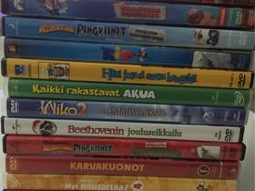 Lastenelokuvia, Elokuvat, Kauniainen, Tori.fi