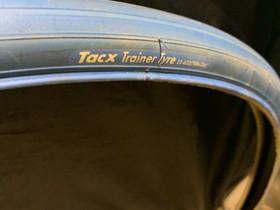 Tacx Trainer Tyre 23-622 (700x23c), Pyörätarvikkeet ja kypärät, Polkupyörät ja pyöräily, Espoo, Tori.fi