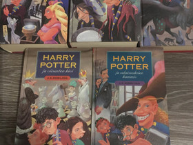 Harry Potter kirjat, Muut kirjat ja lehdet, Kirjat ja lehdet, Vantaa, Tori.fi
