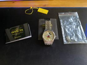 Invicta Disney Limited Edition, Kellot ja korut, Asusteet ja kellot, Somero, Tori.fi