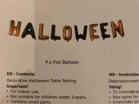 Halloween pallot, Sisustustavarat, Sisustus ja huonekalut, Naantali, Tori.fi