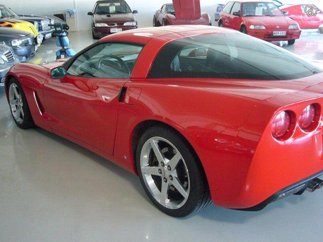 Chevrolet Corvette C6 LS2 6.0 Targa 3