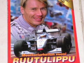 Ruutulippu - kirja 1995,1996 ja 1998, Harrastekirjat, Kirjat ja lehdet, Kaarina, Tori.fi