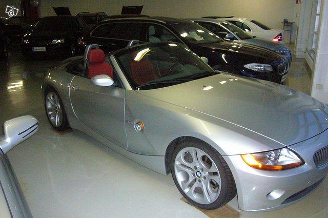 BMW Z4 3.0i Roadster 2d A 2