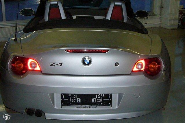 BMW Z4 3.0i Roadster 2d A 4