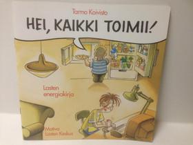 Lasten energiakirja maksutta, Lastenkirjat, Kirjat ja lehdet, Kuopio, Tori.fi