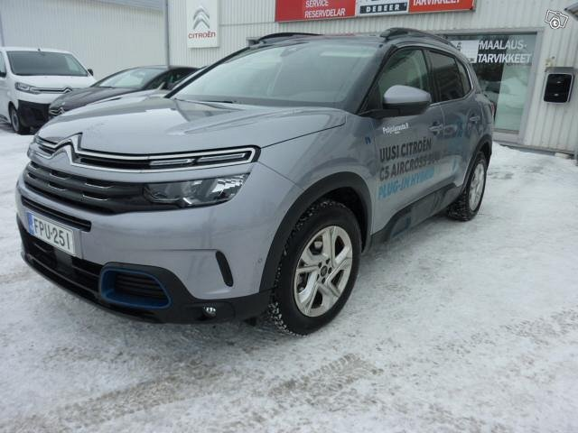 Citroen C5 Aircross Plug-in-Hybrid 225 Feel Pack A