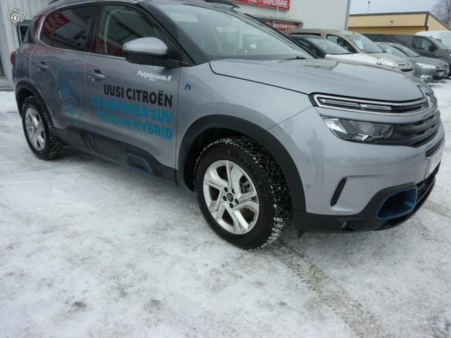 Citroen C5 Aircross Plug-in-Hybrid 225 Feel Pack A 2