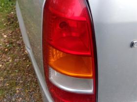Opel Astra G 2.0DL STW Diesel 1998 takavalo, Autovaraosat, Auton varaosat ja tarvikkeet, Valkeakoski, Tori.fi