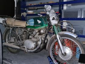 Honda CB-125, Moottoripyörät, Moto, Hausjärvi, Tori.fi