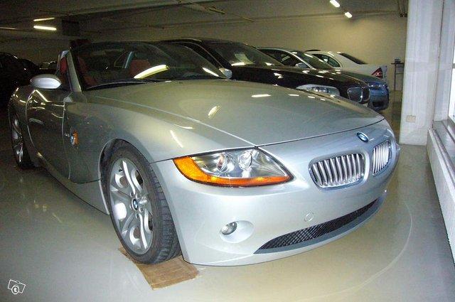 BMW Z4 3.0i Roadster 2d A