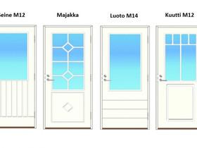 Turner parvekeovet, Ikkunat, ovet ja lattiat, Rakennustarvikkeet ja työkalut, Kalajoki, Tori.fi