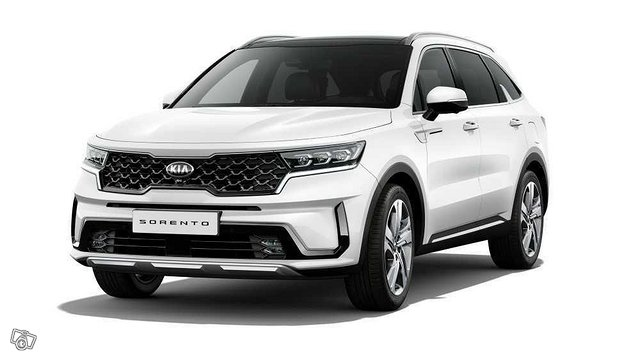 2021 Kia Sorento 1,6 T-GDI Hybrid 2WD Business AT