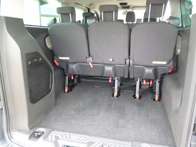 Nissan Primastar tila-auto 9
