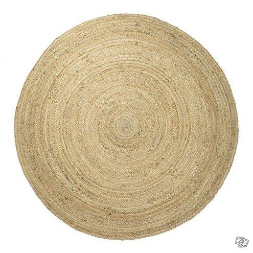 Juuttimatto pyöreä 170 cm